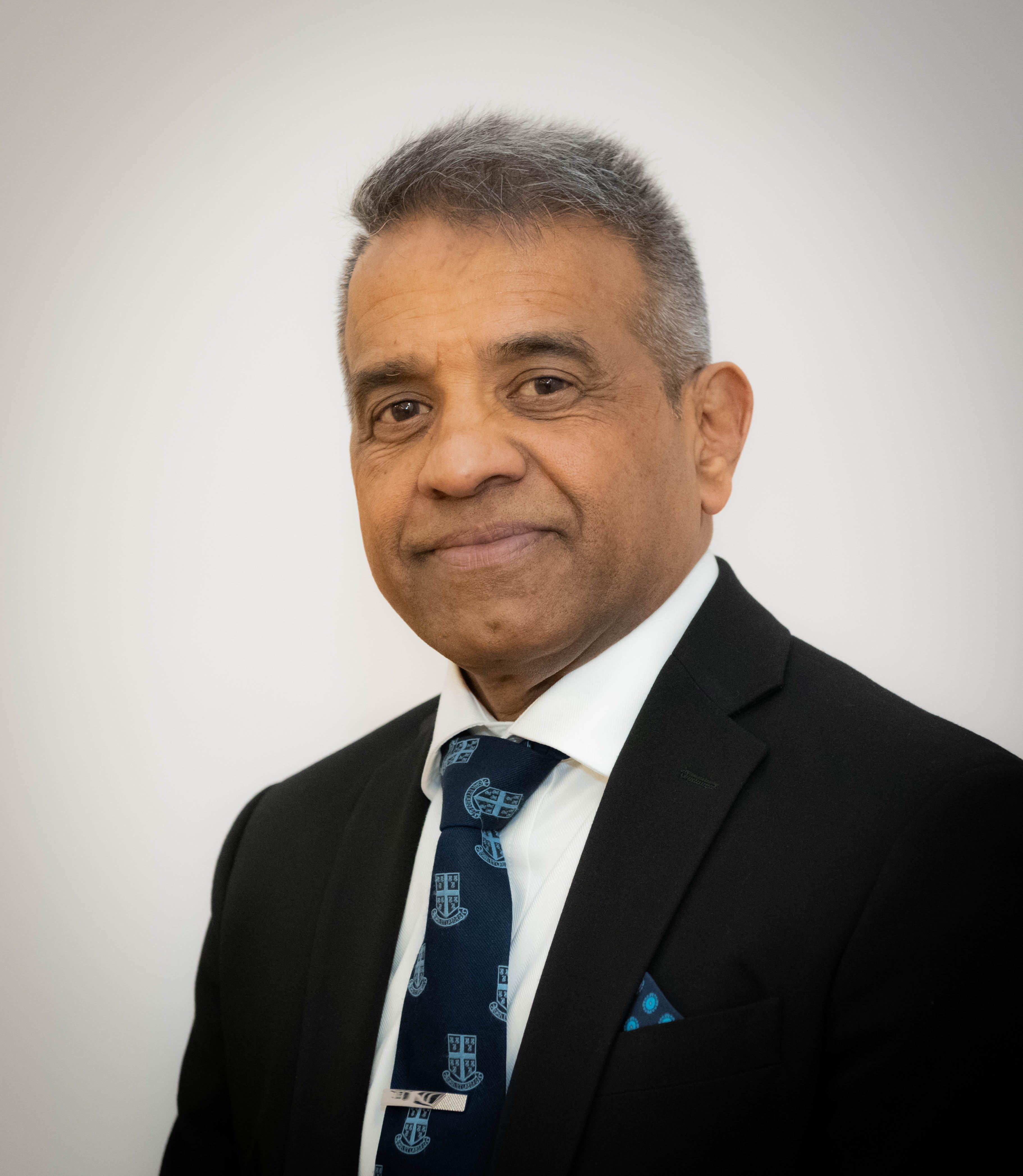 President of wesley obu uk G. Vamathevan